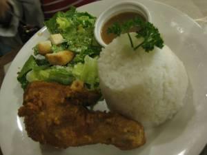 chicken combo - 120